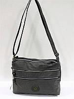 Женская текстильная сумка  на плечо Bag Street серая