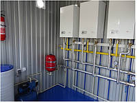 Модульная газовая котельная от 50 кВт до 10МВт