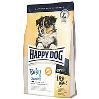 Happy Dog Supreme Baby Grainfree - беззлаковый корм для щенков с 1 месяца, 10 кг