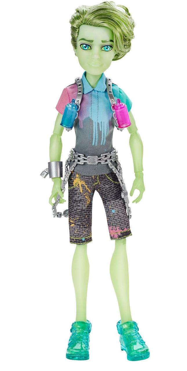 Кукла Портер Гейсс Населенный Призраками (Haunted Student Spirits Porter Geiss Doll)