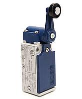 Выключатель концевой с пластиковой консолью и пластиковым  роликом d=18mm (1НО+1НЗ)