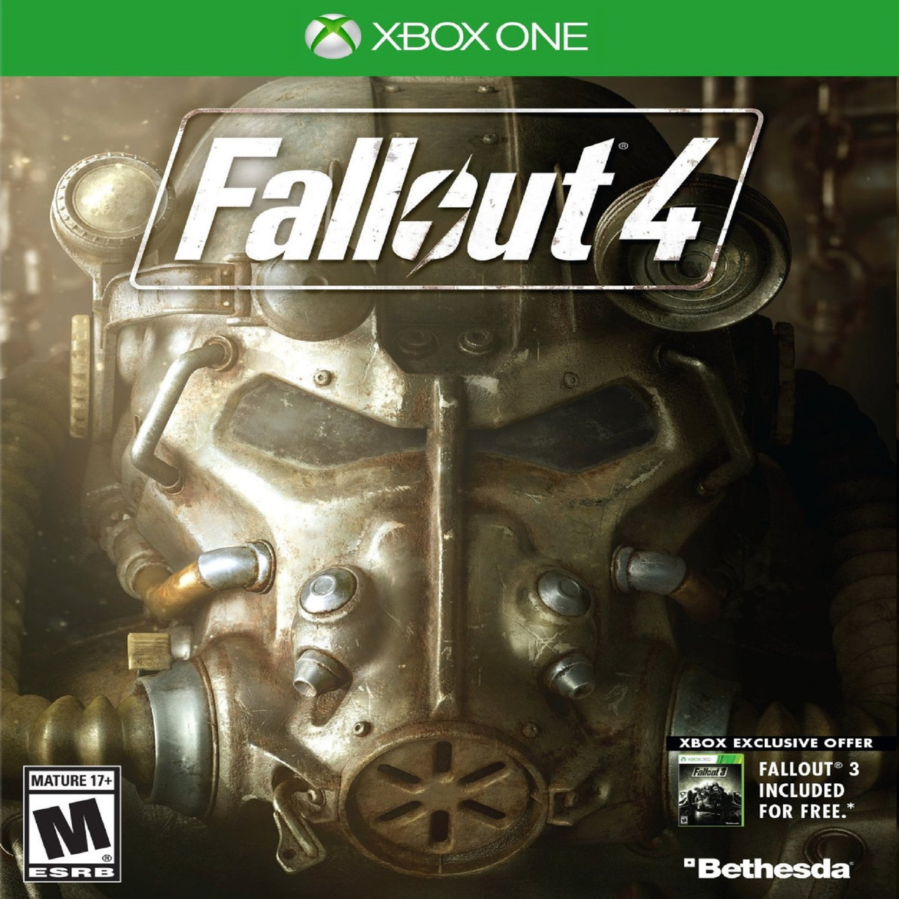 Fallout 4 ENG XBOX ONE (Б/В)