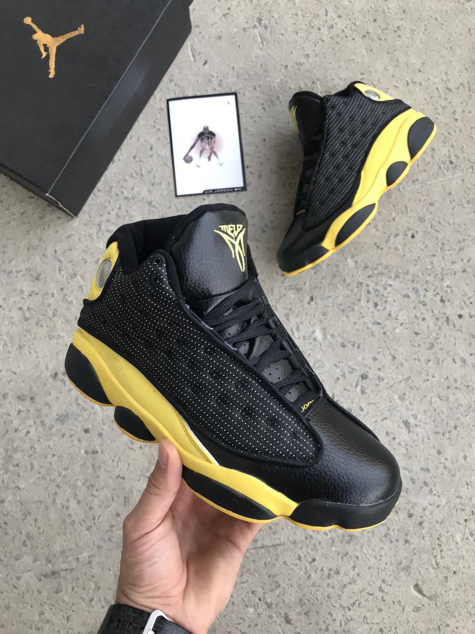 Мужские Кроссовки в стиле   Nike Air JORDAN Melo 13