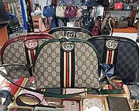 Женский клатч через плечо Gucci Гуччи качественная эко-кожа выбор цветов, фото 1