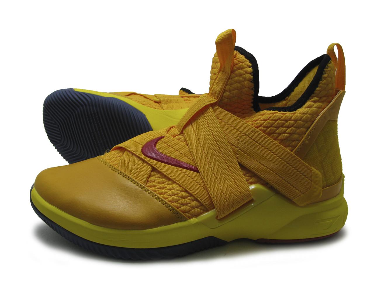 Кроссовки мужские Nike Lebron Solder, реплика