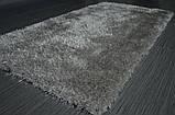 Красивый светло серый ковер травка нейлоновый, фото 6
