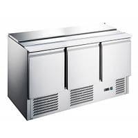Холодильный стол для пиццы салат-бар GGM SAG147ND#3T, фото 1