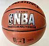 Мяч баскетбольный №7 SPALDING NBA SILVER