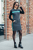 Платье вязаное Лана 44-50, фото 1