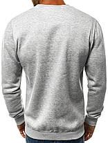 Свитшот мужской J. Style светло-серый, фото 2