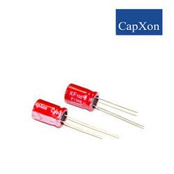 1mkf - 250v (Низкий импеданс) CapXon KF 6,3*11, 105°C