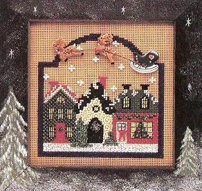 Набор Mill Hill Christmas Village (1995)
