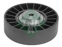 Ролик приводного ремня (натяжной, INA 532 0132 10, 25x90, 2.6-2.8) Audi(Ауди) 100/200 C(С/Ц)4 1991-1994(91-94)