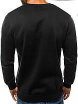 Свитшот мужской J. Style черный, фото 2