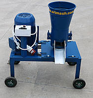 Гранулятор 380 В, 4 кВт. (ременной привод)