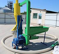 Измельчитель зерна промышленный 380 В.,  15 кВт.