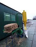 Измельчитель соломы 380 В. 11 кВт., фото 2