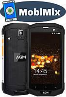 AGM A8 3/32GB Black, фото 1
