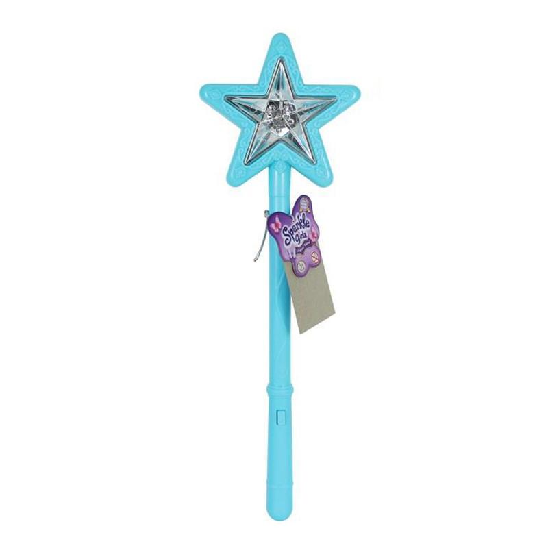 Волшебная палочка со световым и звуковым эффектом голубого цвета FV75039-3