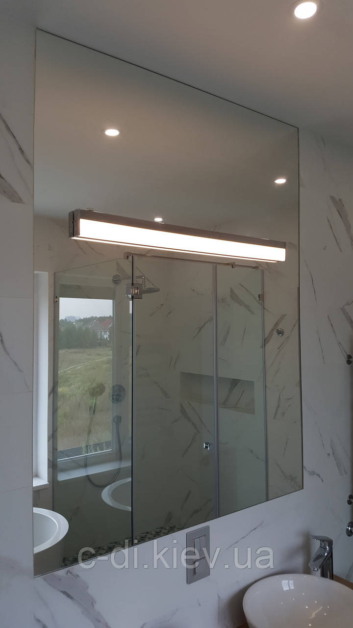 Зеркало диамант с подсветкой