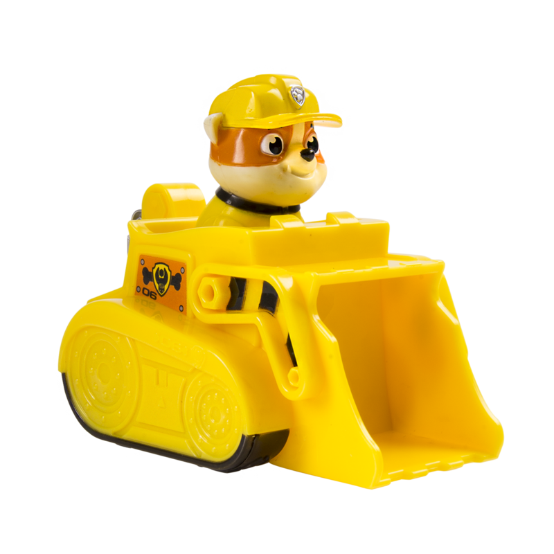 «Щенячий патруль»: спасательный бульдозер Крепыша SM16605-4 Spin Master