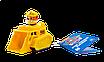 «Щенячий патруль»: спасательный бульдозер Крепыша SM16605-4 Spin Master, фото 3