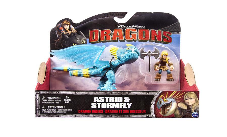 Астрид и дракон Громгильда SM66594-3 Spin Master
