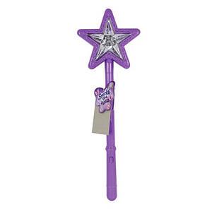 Волшебная палочка со световым и звуковым эффектом фиолетового цвета FV75039-2