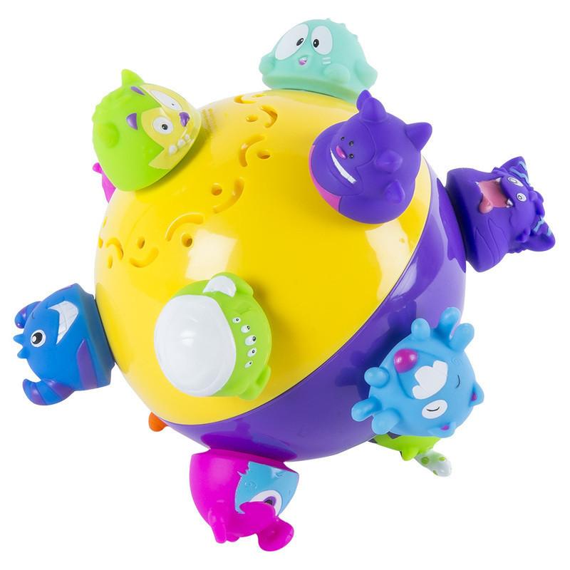 Развивающая игрушка «Веселый мячик Chuckle Ball» Spin Master SM47100