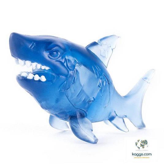 Коллекционная мини-фигурка (5 см):Акула-призрак SM73100-7