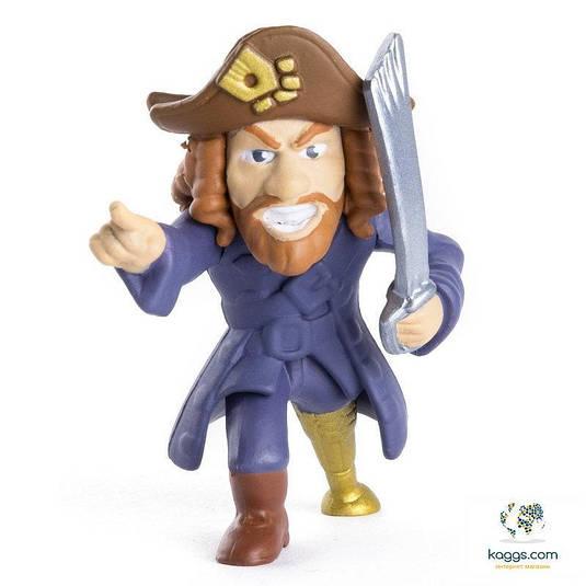 Коллекционная мини-фигурка (5 см):Капитан Барбосса SM73100-6