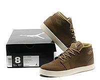Кроссовки Jordan AJ V1 Chukka khaki, фото 1