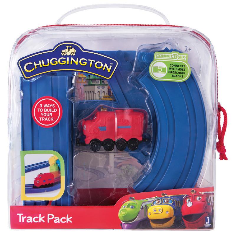 Набор с треком и паровозиком Вилсон JW38580 Chuggington Jazwares