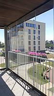 Ограждение балконное (безрамное), фото 1