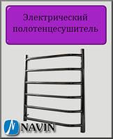 Электрический полотенцесушитель Navin Блюз 480х600 правый нержавеющая сталь