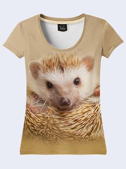Животные и птицы Женские футболки