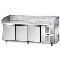 Холодильный стол для пиццы GGM POS208N, фото 1