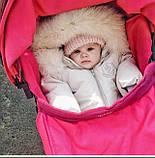 Зимние костюмы куртка и штаны на мальчика и девочку от 1 до 5 лет, фото 3