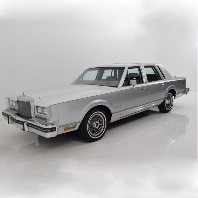 Lincoln Continental (1984-1987)