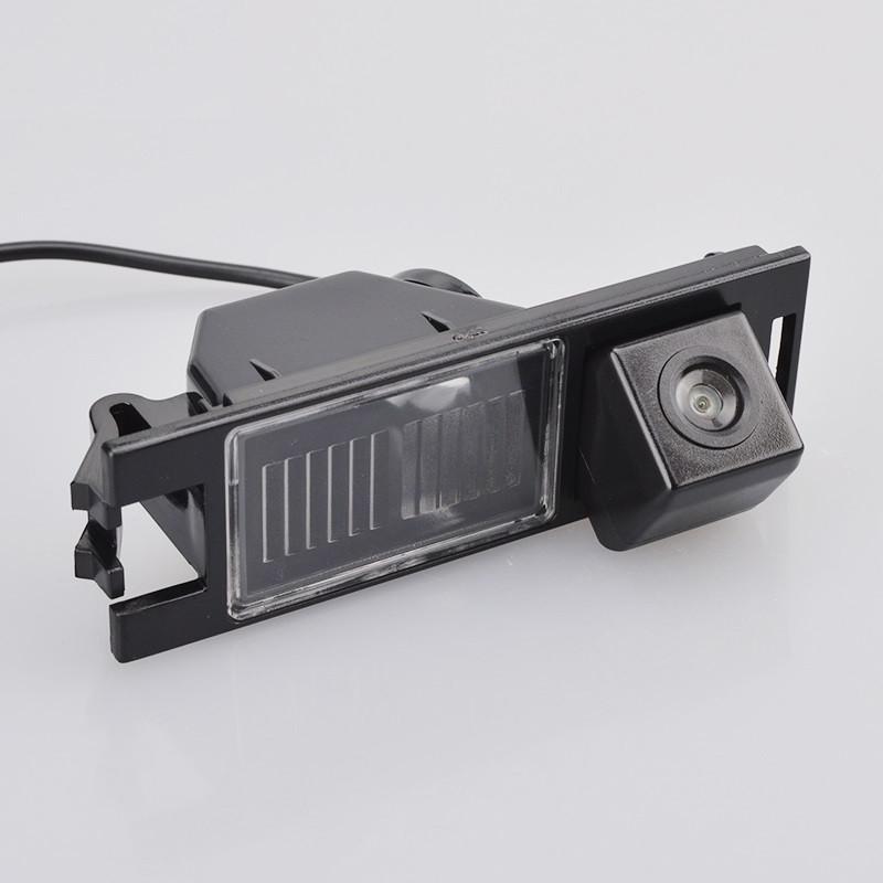 Штатная камера заднего вида My-Way MW-6087N. Hyundai IX35 2010+
