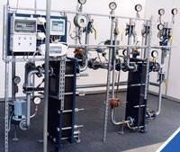 Сервисное обслуживание тепловых пунктов и узлов учета тепла
