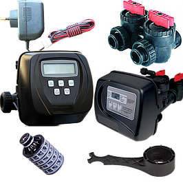 Автоматичні керуючі клапани Clack Corporation і комплектуючі (зроблено в США)