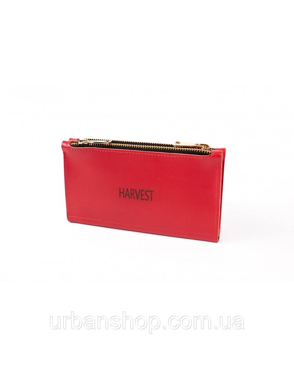"""""""Жіночий гаманець Double"""" Harvest HARVEST Red"""