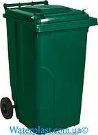 Бак для мусора 240 литров (алеана)