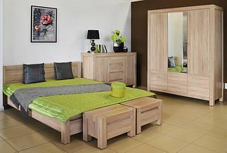 Мебель в спальню Agustyn BRW / Агустин БРВ