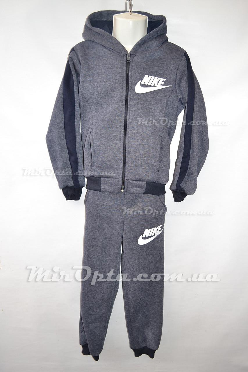Детский спортивный костюм Nike на флисе (6 - 10 лет) купить оптом в Украине 15b42dacd08ee