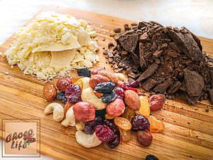 Набір інгредієнтів для домашнього шоколаду, 650г