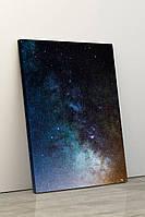 Фотокартина на полотні у вітальню, спальню, офіс, картина без рами, натягнута на підрамник 40x60