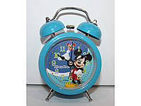 Будильник  металлический Микки Маус 5044-7, фото 1