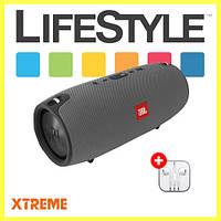 Портативная Bluetooth-колонка JBL Extreme mini + Подарок Серый